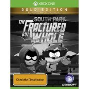 South Park: The Fractured But Whole [Gold Edition] (Australia)