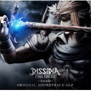 Dissidia Final Fantasy - Arcade - Original Soundtrack Vol.2 (Japan)