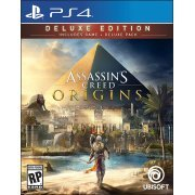 Assassin's Creed Origins [Deluxe Edition] (English & Chinese Subs) (Asia)