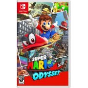 Super Mario Odyssey (English) (Asia)