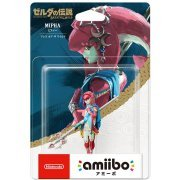 amiibo The Legend of Zelda: Breath of the Wild Series Figure (Mipha) [Re-run] (Japan)