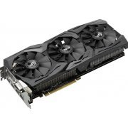 ASUS ROG Strix GeForce GTX 1080 OC 11Gbps, ROG-STRIX-GTX1080-O8G-11GBPS, 8GB GDDR5X