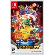 Pokken Tournament DX (English) (Asia)