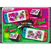 Splatoon 2 Cover with Stand for Nintendo Switch (Ika) (Japan)