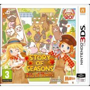 Story of Seasons: Trio of Towns (Europe)