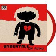Undertale On Piano - Series 88 Original Soundtrack (US)