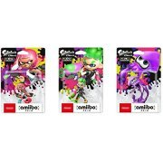 amiibo Splatoon Series Figure (Special Bundle Pack) (Japan)
