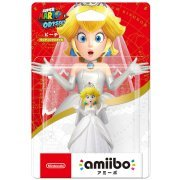 amiibo Super Mario Odyssey Series Figure (Peach - Wedding Outfit) (Japan)