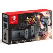 Nintendo Switch (Monster Hunter XX Special Pack) (Japan)