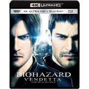 Resident Evil: Vendetta [4K Ultra HD+Blu-ray Set] (Japan)