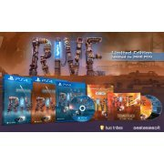 RIVE [Blue Box Limited Edition] - Play-Asia.com Exclusive (Asia)