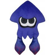 Splatoon 2 All Star Collection Plush: Big Squid Bright Blue (Japan)
