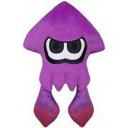 Splatoon 2 All Star Collection Plush: Big Squid Neon Purple (Japan)