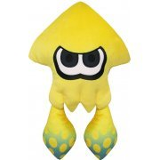 Splatoon 2 All Star Collection Plush: Big Squid Sun Yellow (Japan)