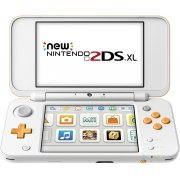New Nintendo 2DS XL (White x Orange) (US)