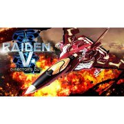 Raiden V Director's Cut (English) (Asia)