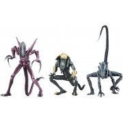Alien​ vs Predator​ Action Figure: Alien Arcade Ver. (Set of 3 pieces) (Asia)