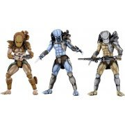 Alien​ vs Predator​ Action Figure: Predator Arcade Ver. (Set of 3 pieces) (Asia)