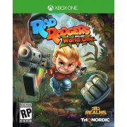 Rad Rodgers: World One (US)