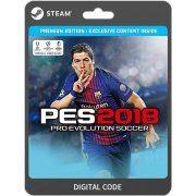 Pro Evolution Soccer 2018 Premium Edition  steam digital (Region Free)