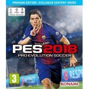 Pro Evolution Soccer 2018 Premium Edition (Steam) steamdigital (Region Free)