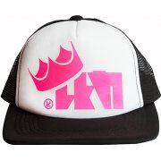 Splatoon 2 King Flip Mesh Cap Pink (Japan)