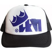 Splatoon 2 King Flip Mesh Cap Purple (Japan)