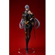Valkyria Chronicles 1/7 Scale Pre-Painted Figure: Selvaria Bles (Re-run) (Japan)