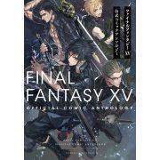 Final Fantasy XV Official Comic Anthology (Dengeki Comics Next) (Japan)