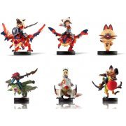 amiibo Monster Hunter Stories Series Figure (Special Bundle Pack) (Japan)