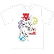 Persona 20th Anniversary T-shirt Type A (Free Size) (Japan)