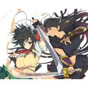 Senran Kagura Burst Re:Newal [Nyuu Nyuu DX Pack Famitsu DX Pack Lenticular Oppai Poster Set] (Japan)