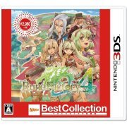 Rune Factory 4 (Best Collection) (Japan)