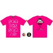 "Splatoon 2 ""Squid Squad"" Band T-shirt (S Size) (Japan)"