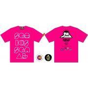 "Splatoon 2 ""Squid Squad"" Band T-shirt (XS Size) (Japan)"