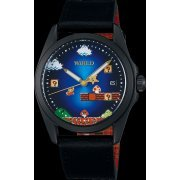 WIRED × Super Mario Bros. Wrist Watch [Limited Edition] (Japan)