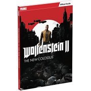 Wolfenstein II: The New Colossus - Official Guide (Paperback) (US)