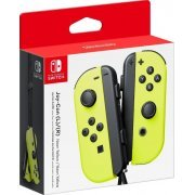Nintendo Switch Joy-Con Controllers (Neon Yellow) (Asia)
