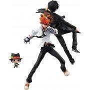G.E.M. Series Katekyo Hitman Reborn! 1/8 Scale Pre-Painted Figure: Tsunayoshi Sawada & Kyoya Hibari & Reborn Set (Asia)