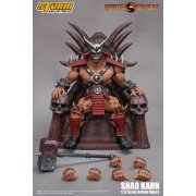 Mortal Kombat 1/12 Scale Pre-Painted Action Figure: Shao Kahn (Asia)