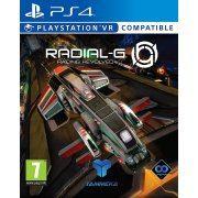 Radial-G: Racing Revolved (Europe)