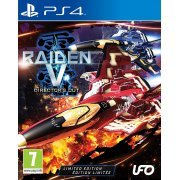 Raiden V: Director's Cut [Limited Edition] (Europe)