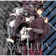 Appli Game [Idolish7] Trigger 1st Full Album - Regality (Japan)