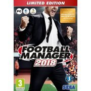Football Manager 2018 [Limited Edition] (DVD-ROM) (Europe)