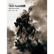 NieR: Automata Official Score Book (Piano Music Collection) (Japan)
