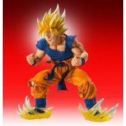 Super Figure Art Collection Dragon Ball Kai: Super Saiyan Son Goku (Re-run) (Japan)