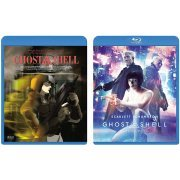 Ghost In The Shell (2017) & Ghost In The Shell (1995) [Blu-ray Twin Pack+Bonus Blu-ray Set Limited Edition] (Japan)