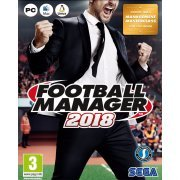 Football Manager 2018 (Steam)  steam (Europe)