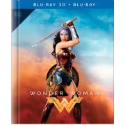 Wonder Woman 3D (2-Disc) (Digibook) (Hong Kong)