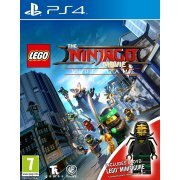 The LEGO NINJAGO Movie Video Game [Mini-Fig Edition] (Europe)